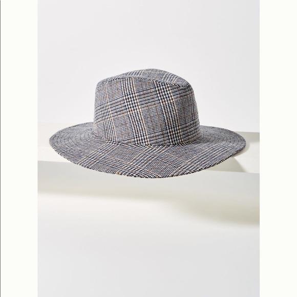 Anthropologie Accessories - Anastasia Wool rancher hat